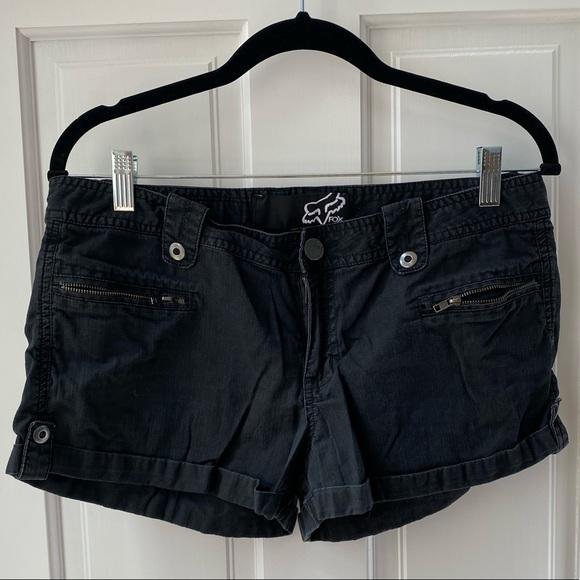 Fox Pants - Sporty Fox Shorts